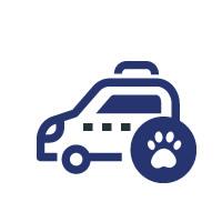 servicio de recogida y entrega de mascotas